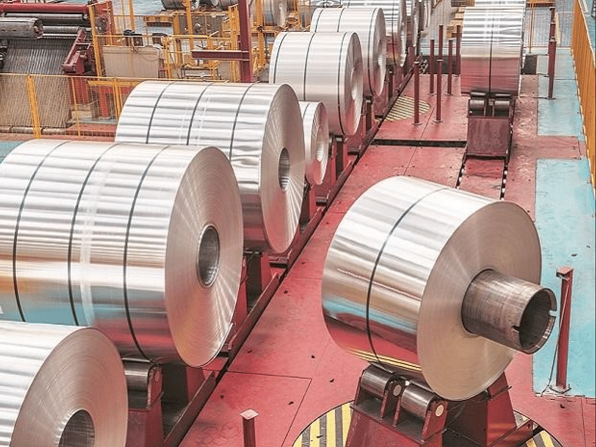 50% Decline in Aluminium Demand in India Offset by Surge in Export