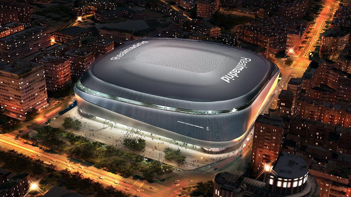 Acerinox Stainless Steel to Clad New Real Madrid Stadium