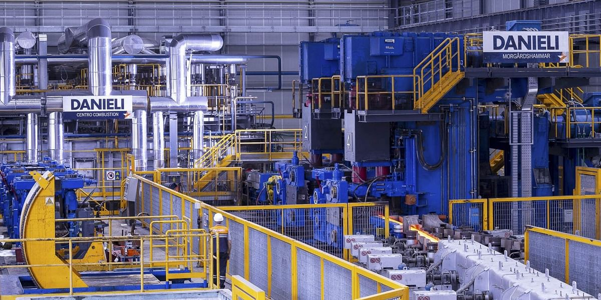Danieli to Upgrade Bar Mill qt Acciaierie Di Verona in Italy