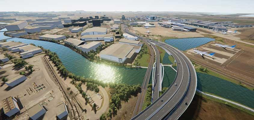 VINCI Wins Sydney Gateway Motorway Contract in Australia