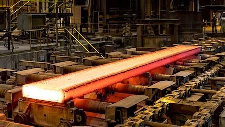 Salzgitter Produces Slab for Green Strip Steel