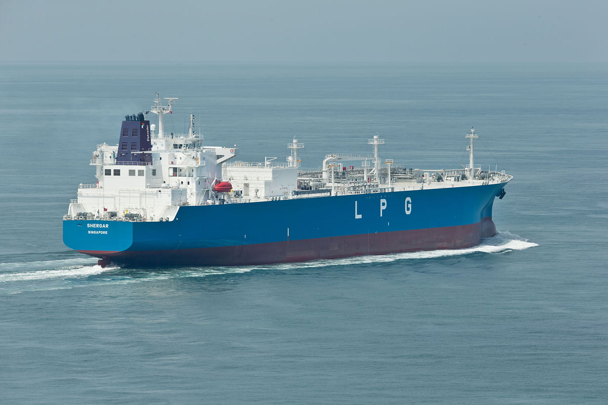 Petredec Inks Pact for 6 Dual Fuel LPG Propulsion VLGCs