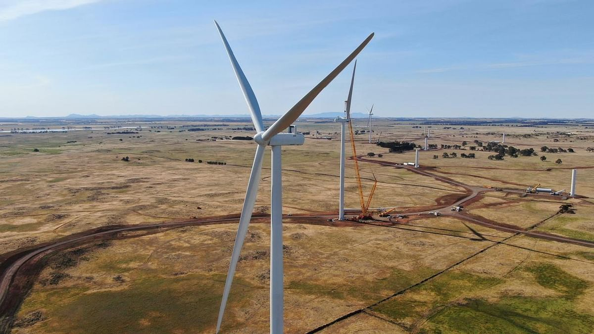 Tilt Renewables Update on Dundonnell Wind Farm