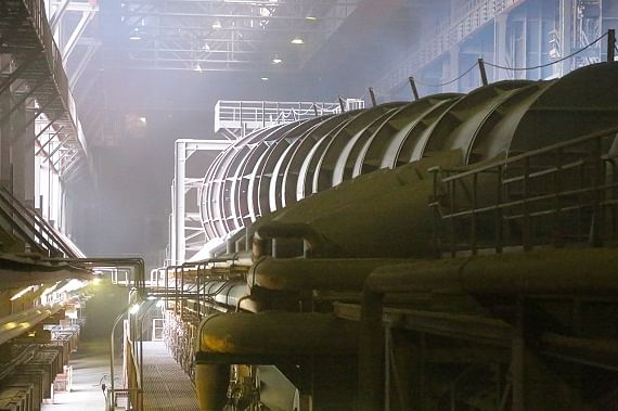 Metalloinvest Alexey Ugarov OEMK Completes Pellet Plant Overhaul