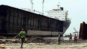 GMS Market Commentary on Shipbreaking in Week 44
