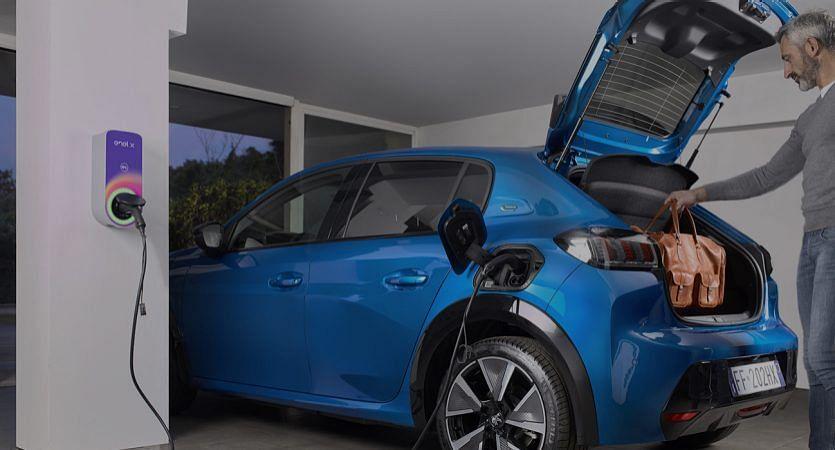 Enel X Sets EV Chargers at Gardaland Park