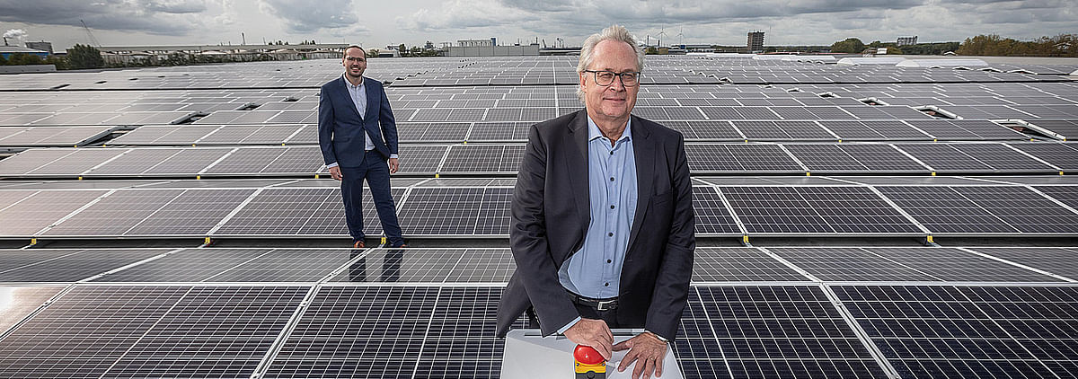 Boskalis Puts 5,350 Solar Panels into Use in Netherlands