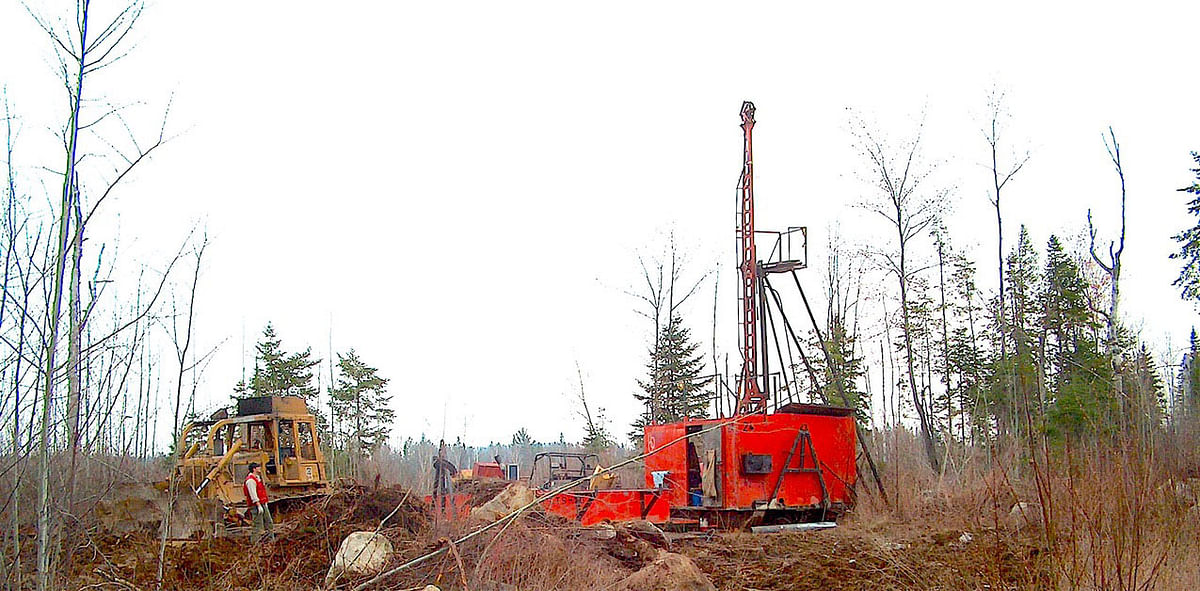 Northern Superior Resources Gold Discovery at Lac Surprise Quebec