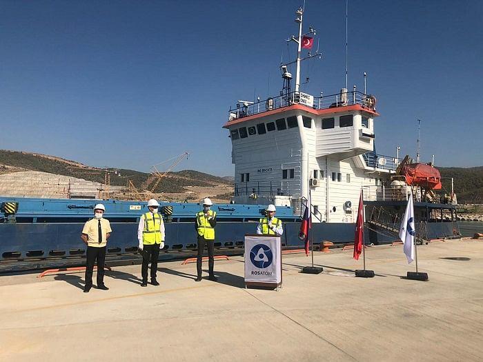 Reactor Pressure Vessel for Power Unit 1 Delivered to Akkuyu NPP