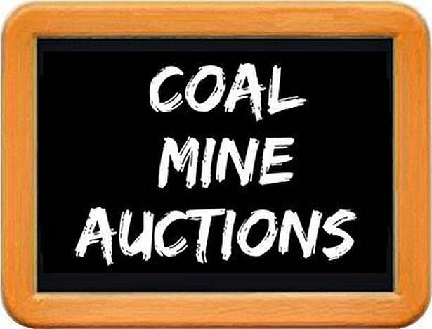 First Commercial Coal Mining Auction in India Ends - Winners