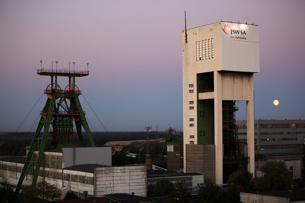Polish Coking Coal Miner JSW Group Hit by COVID19 Pandemic