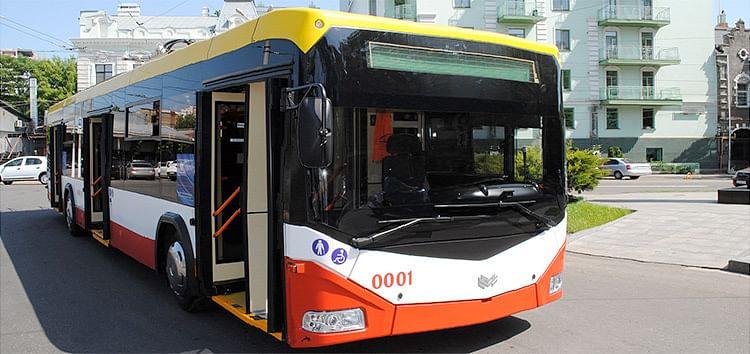 Ukraine Public Transport Framework Hits Milestone