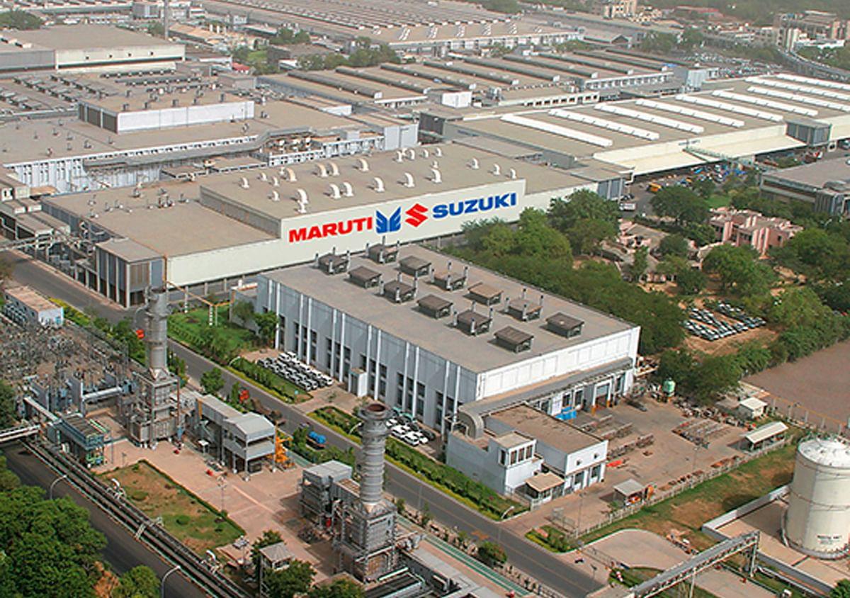 Suzuki's Gujarat Plant Automobile Production Crosses 1 Million