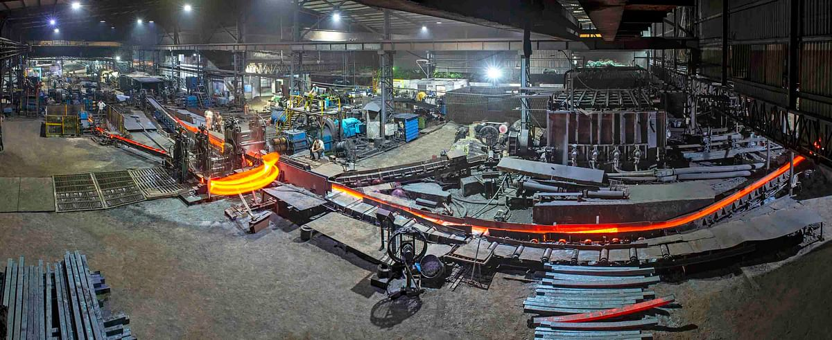 MS Agarwal Foundries to Set Up New Steel Plant in AP