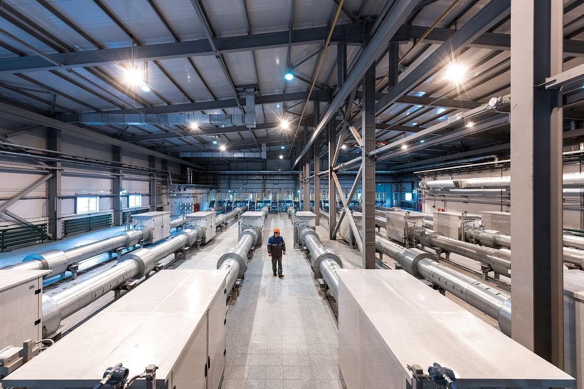 Gazprom & CNPC Discuss Power of Siberia Gas Supplies