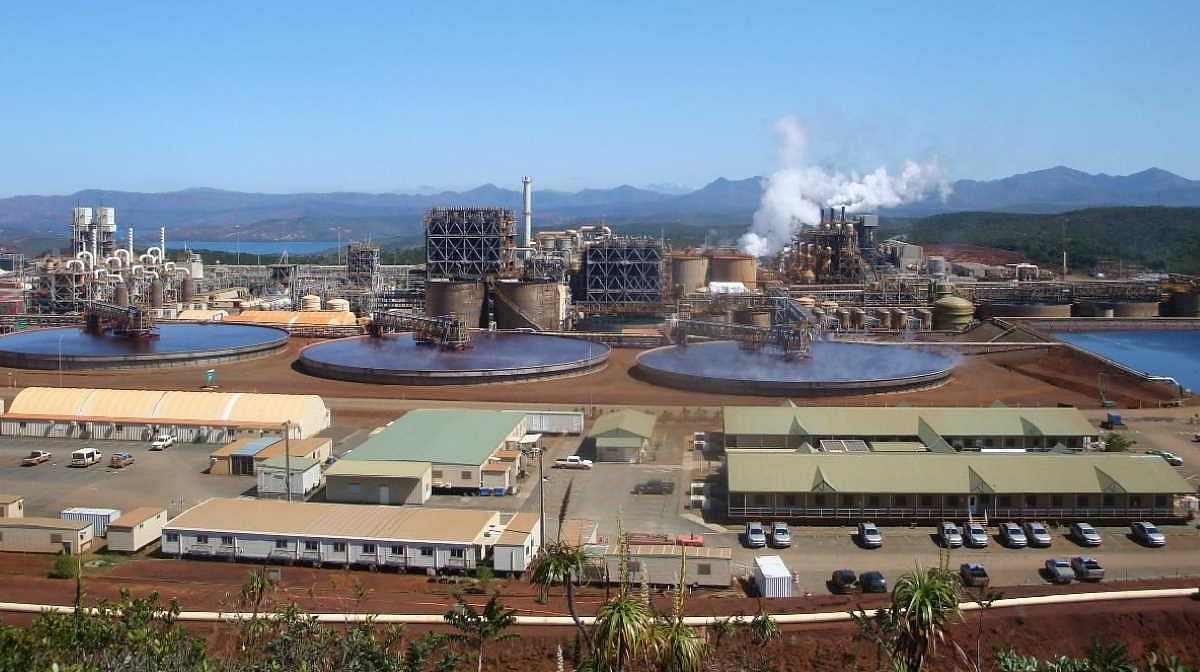 Vale Canada Negotiating Sale of Vale New Caledonia
