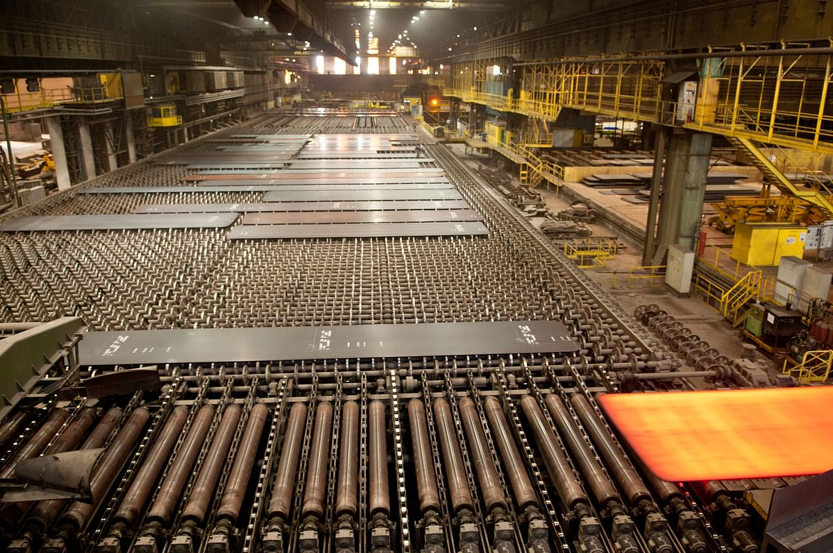 ArcelorMittal Mulling Options for Subsidiary Industeel