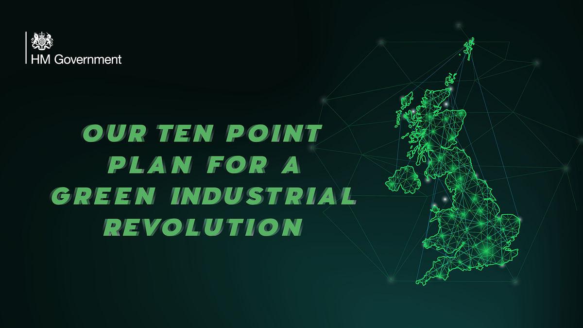 UK Steel Industry Welcomes Plan for Green Industrial Revolution