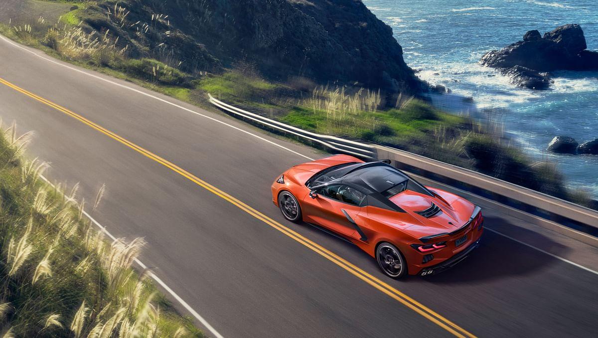 Webasto Delivers Retractable Hardtop for Corvette Convertible