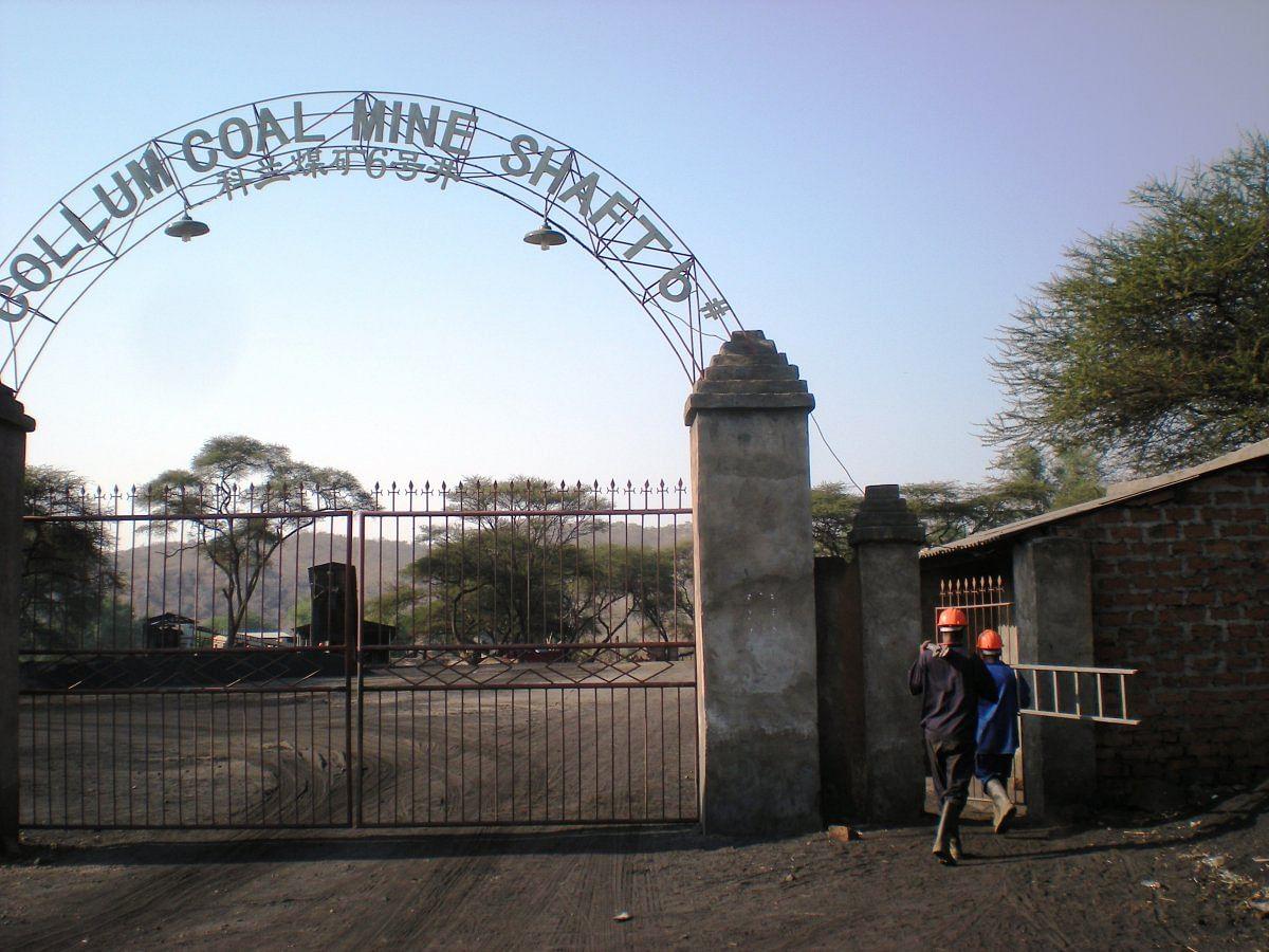 17 Miners Survive CO Gas Suffocation in Collum Coal Mine in Zambia