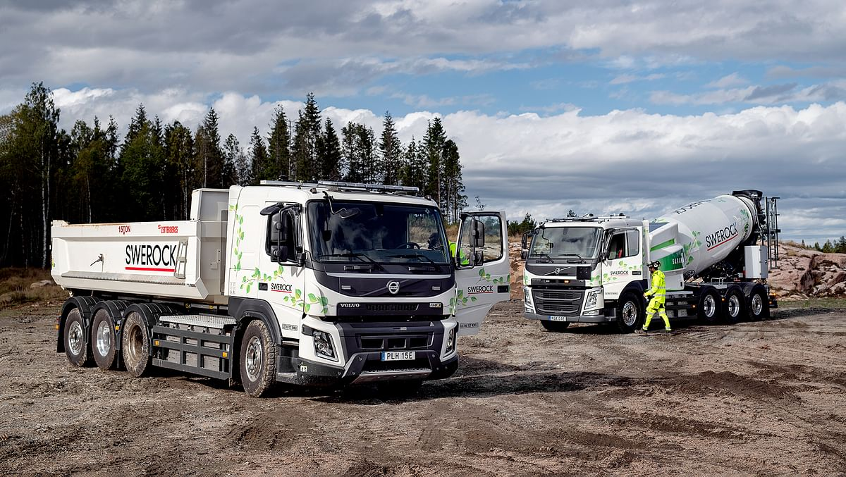 Volvo Trucks Tests Electric Trucks for Construction Industry