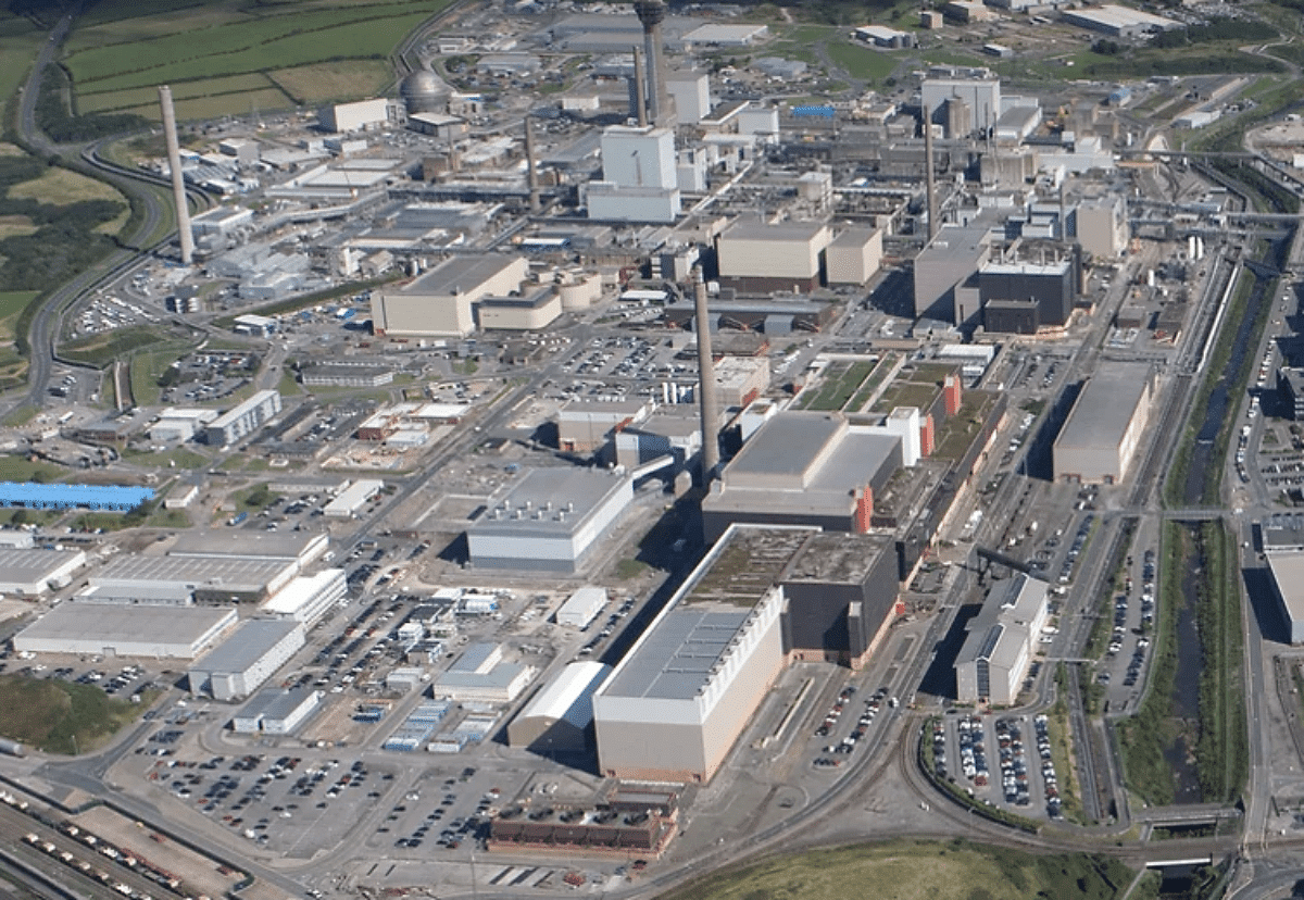 Kier Appointed for Sellafield Project