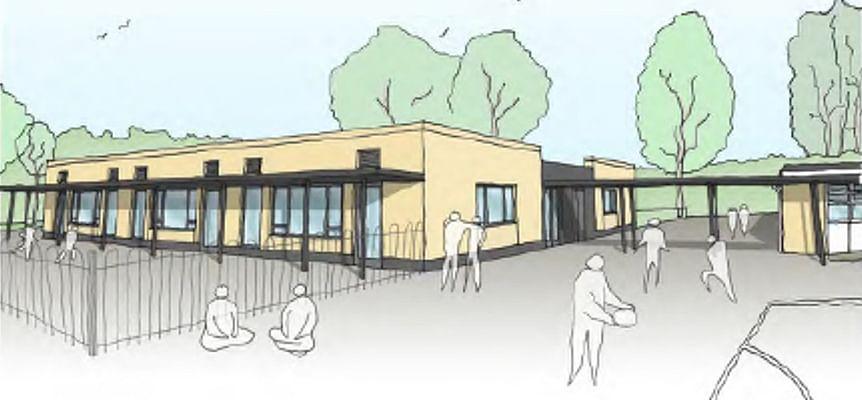 Morgan Sindall Construction Wins Hanborough School Extension