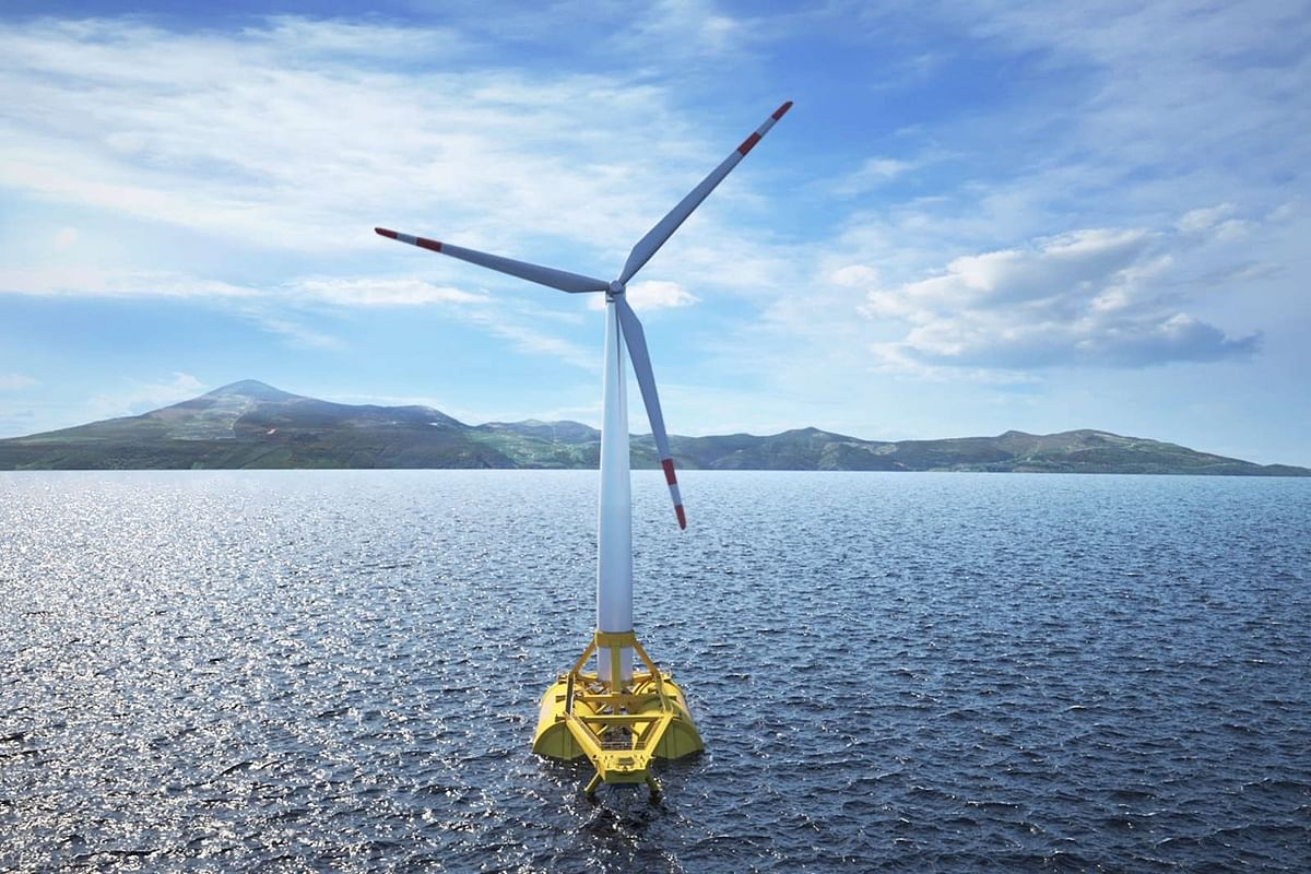 RWE Renewable Awards Contract for DemoSATH Floating Project
