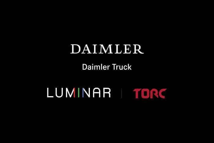 Daimler Trucks Acquires Minority Stake in Luminar