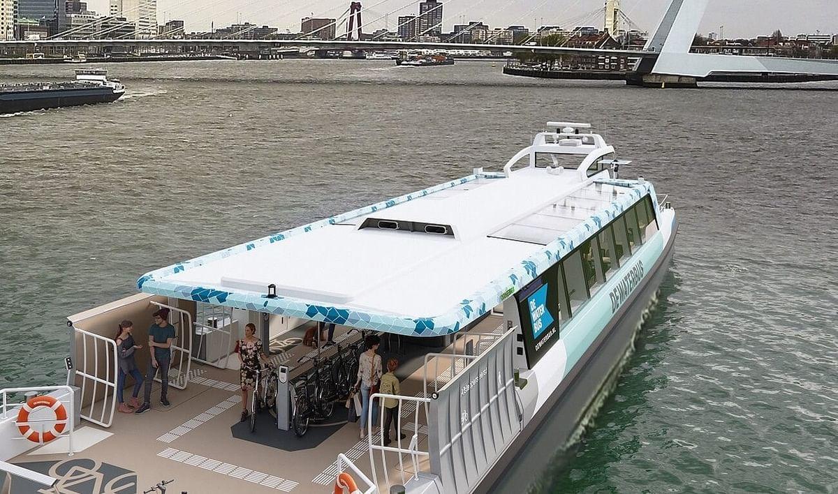 Damen Bags Nine Vessel Order from Aqualiner Swets