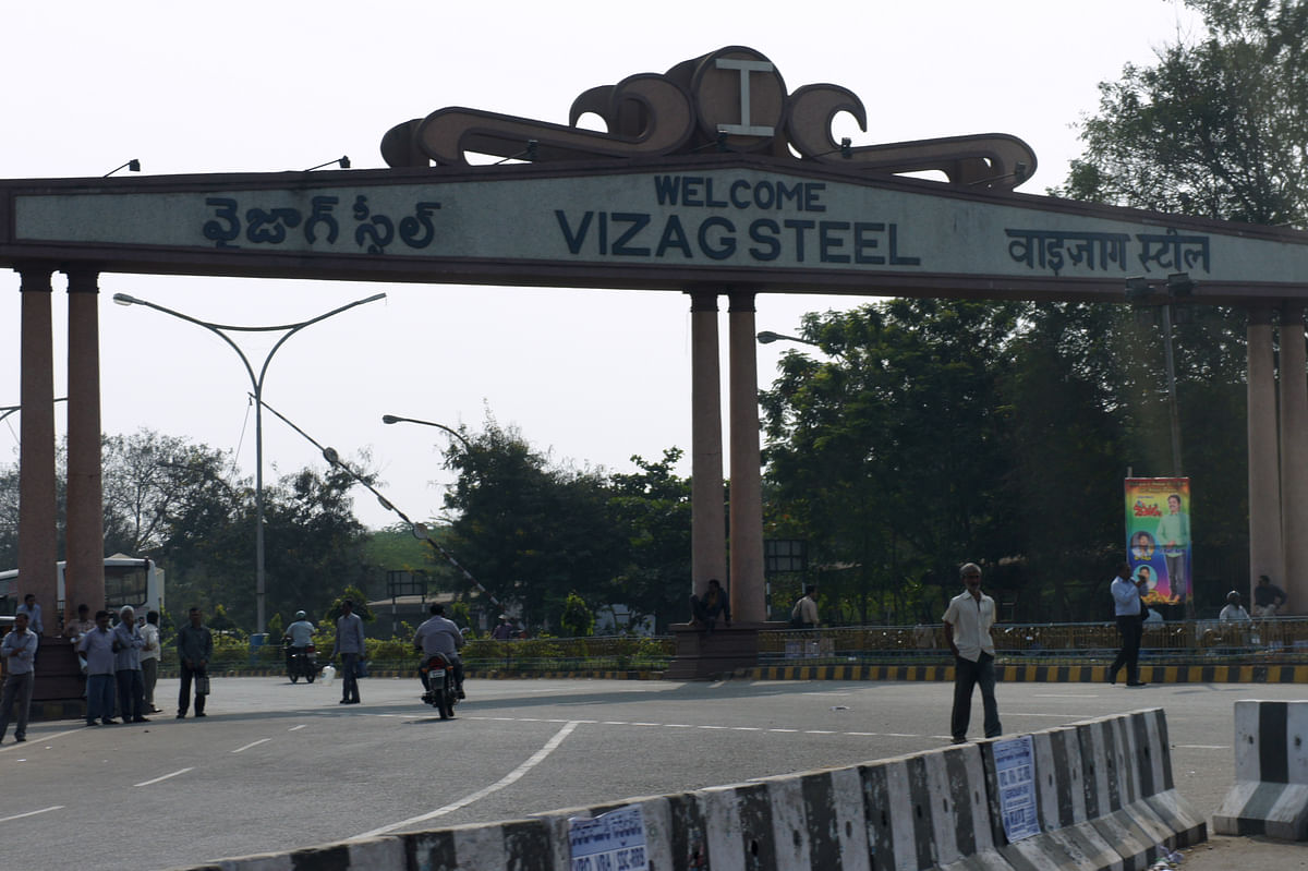RINL VSP Employees Oppose POSCO Entry