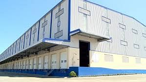 New Chemical & Dangerous Goods Warehouse in Haiphong in Vietnam