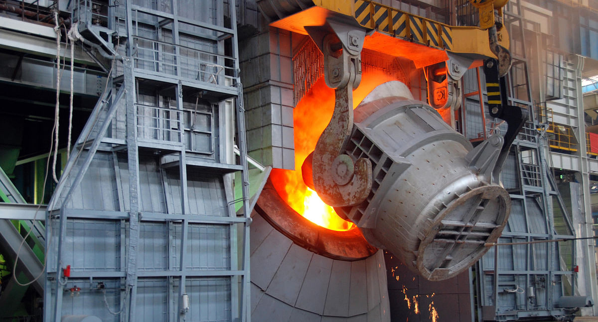 Primetals Technologies to Upgrade HBIS BOF Converter to KOBM