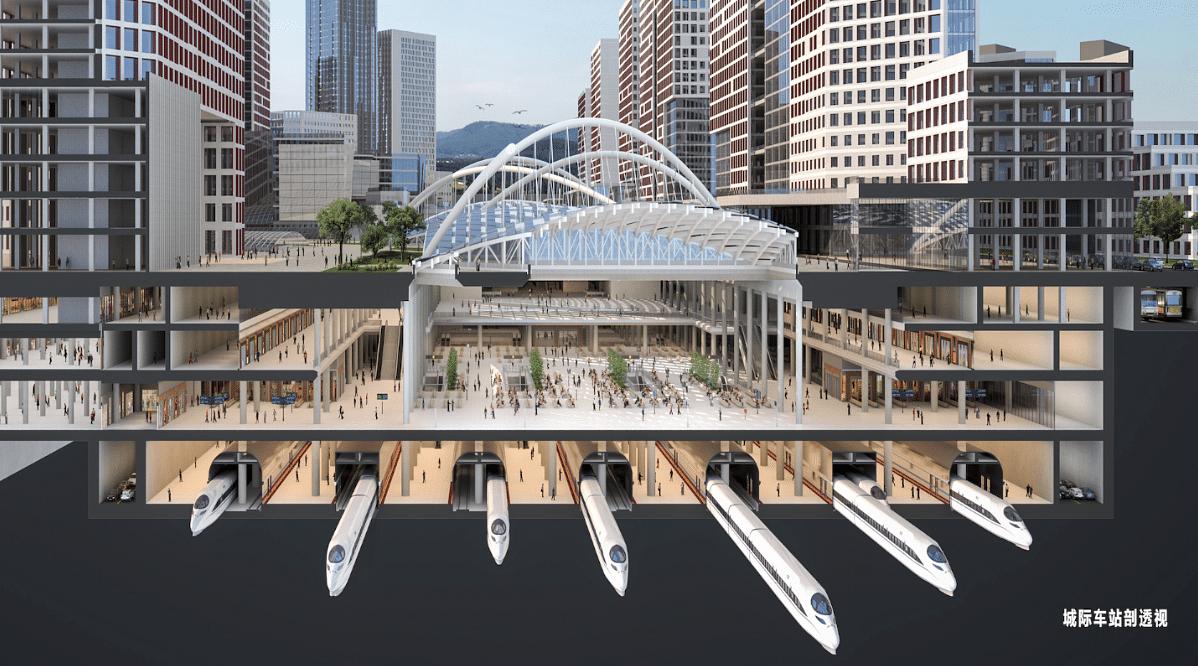 China Consortium Wins Underground Transportation Hub in Beijing