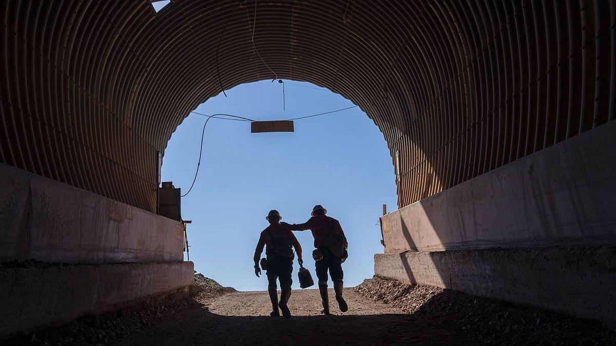 Argyle Diamond Mine of Rio Tinto Delivers Final Production