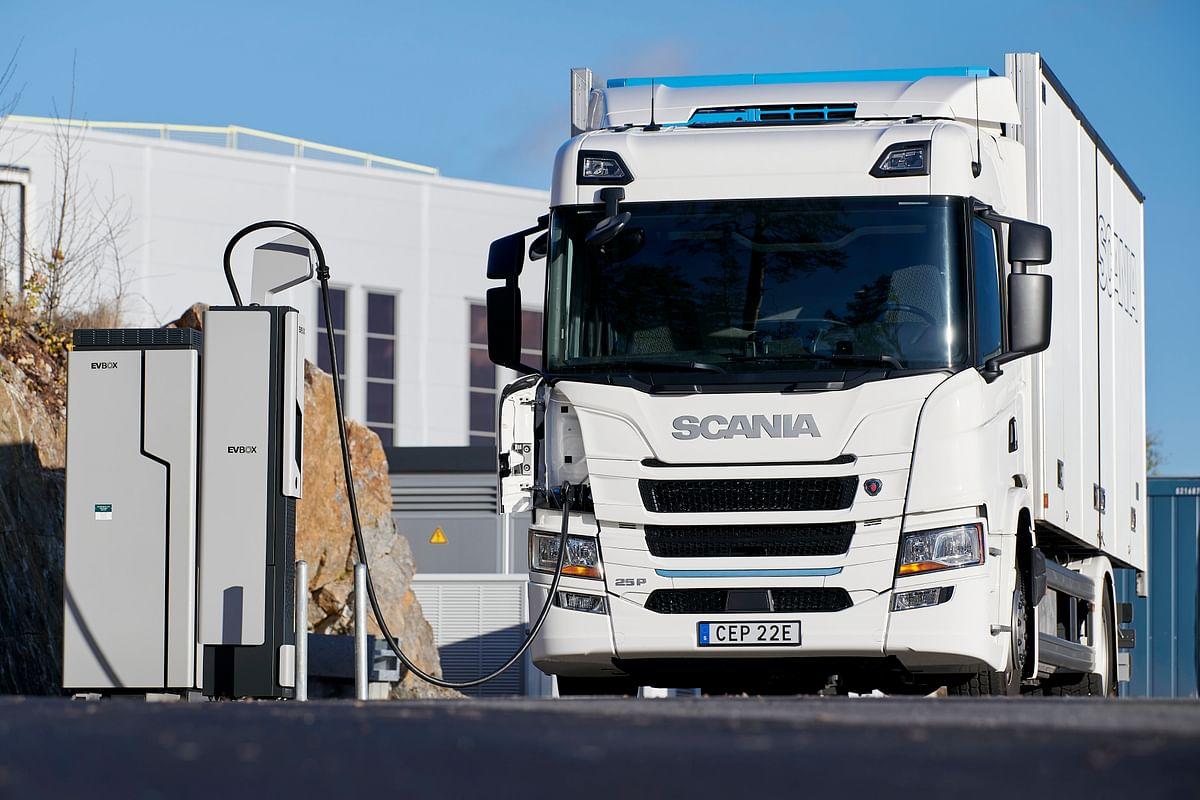 Scania Partners with ENGIE & EVBox for Charging Solutions