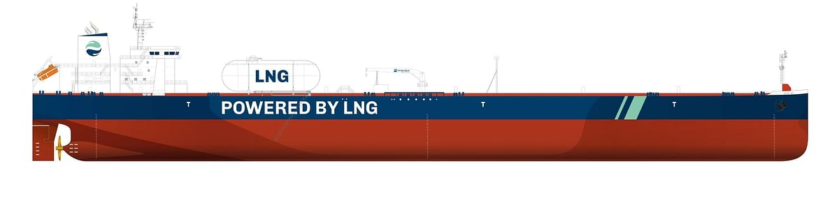 Total Charters Four New LNG Powered Vessels