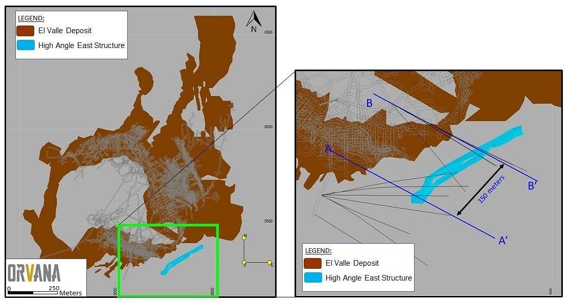 Orvana Minerals Update on El Valle Deposit in Spain