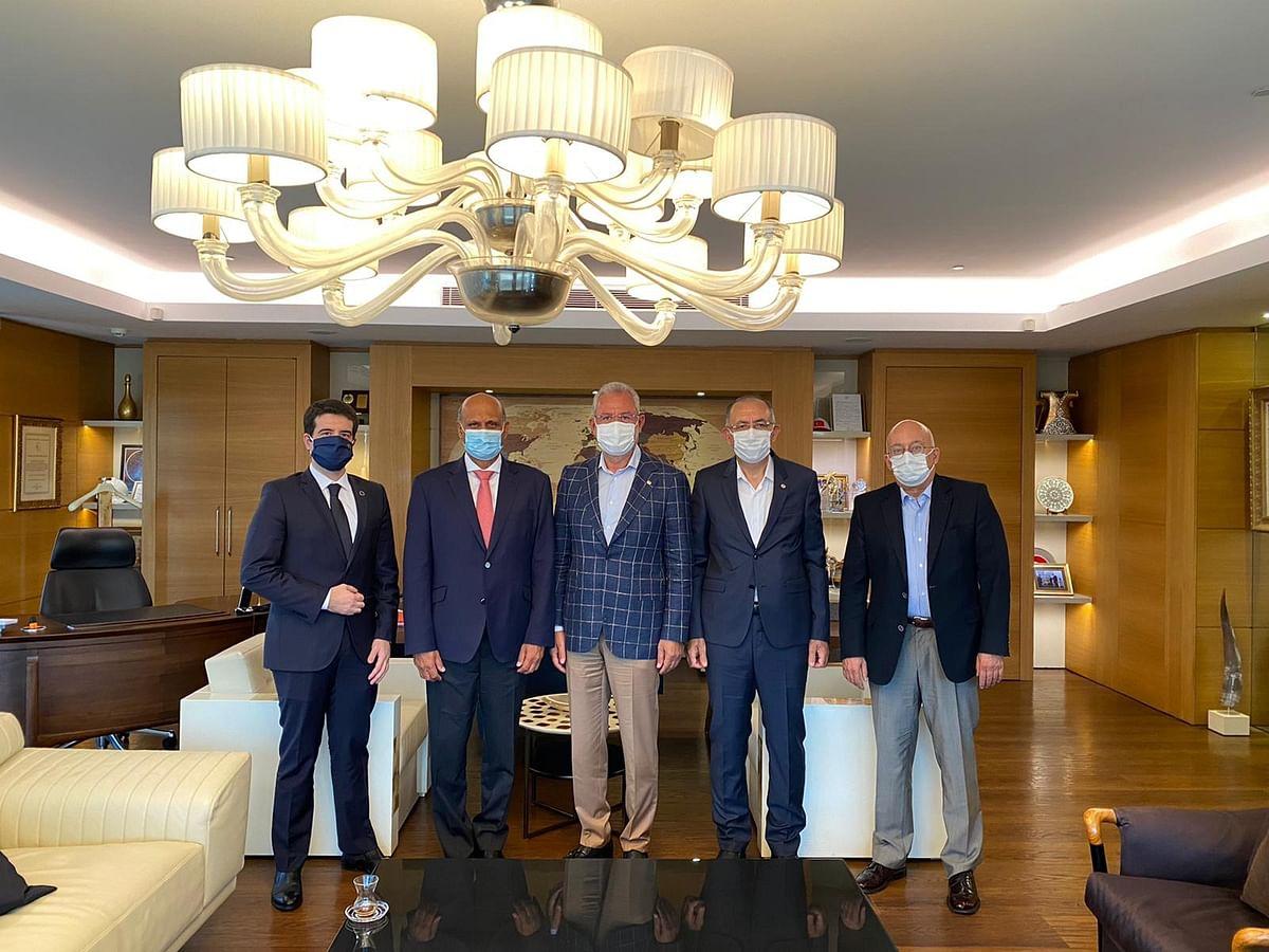 Tosyali Orders EAF Meltshop & Slab Caster from Primetals
