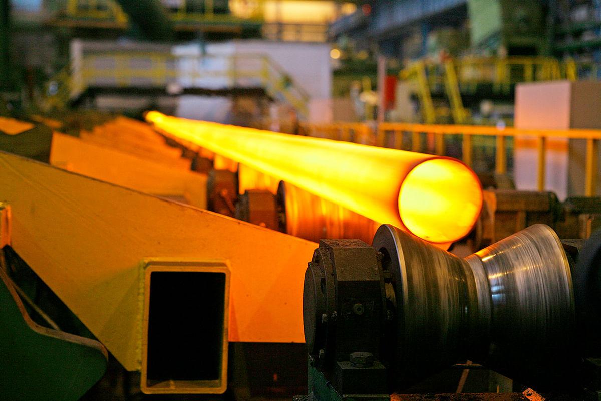 Byelorussian Steel Works Increases Steel Export to Romania