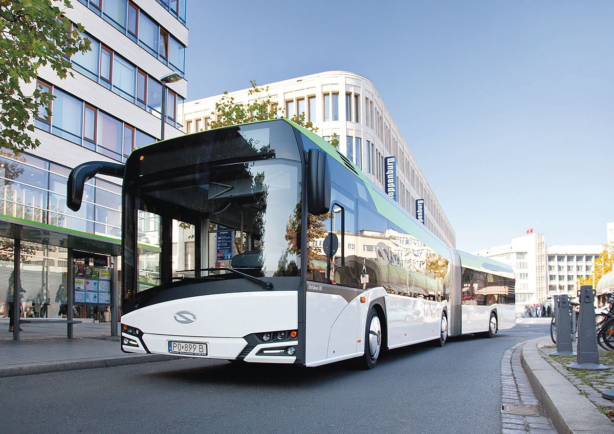 DAF Components Bags Large Order from Solaris