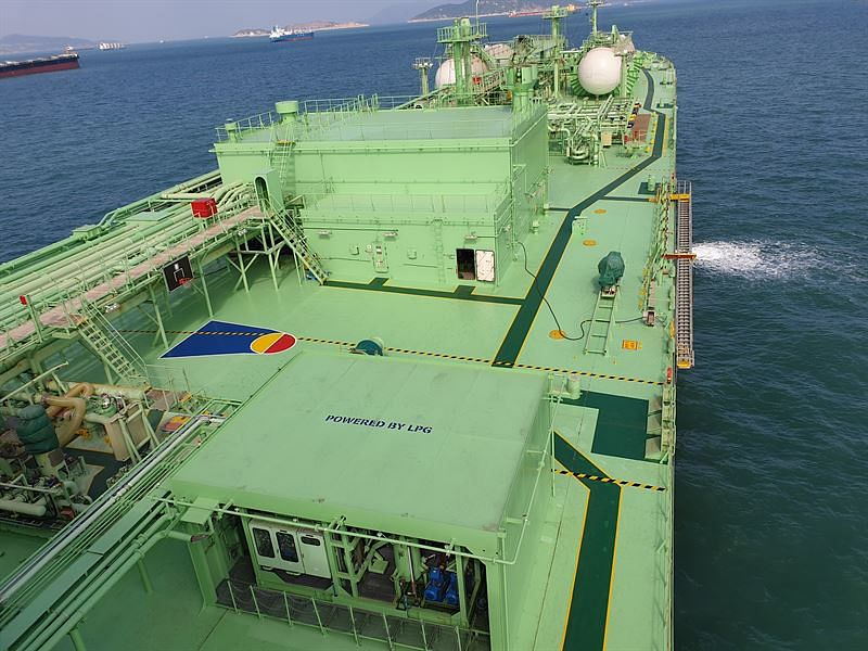 Wartsila LPG Fuel Supply System to be Retrofitted BW LPG ships