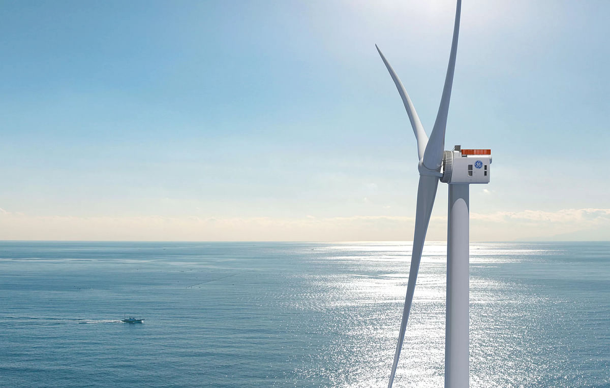 GE Renewable Turbines for Third Phase of Dogger Bank Wind Farm