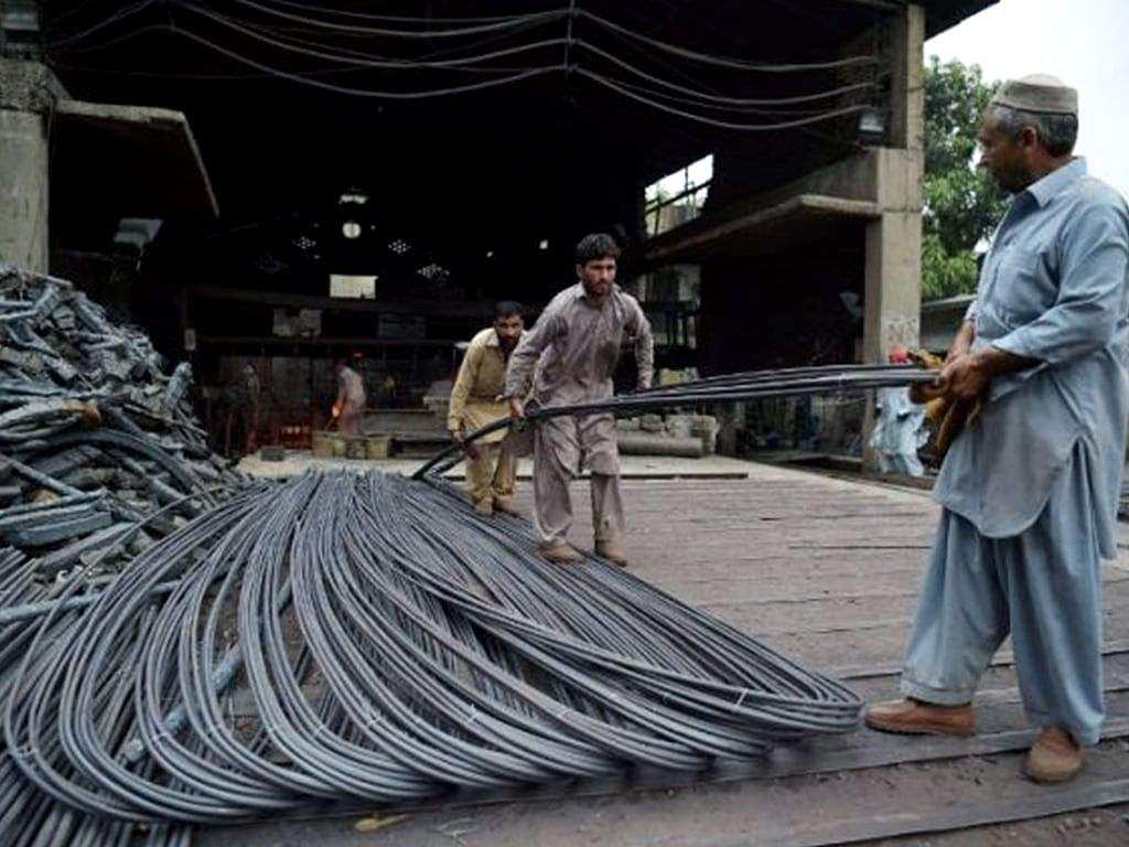 Steel Makers in Pakistan Hit by Rising Input Costs