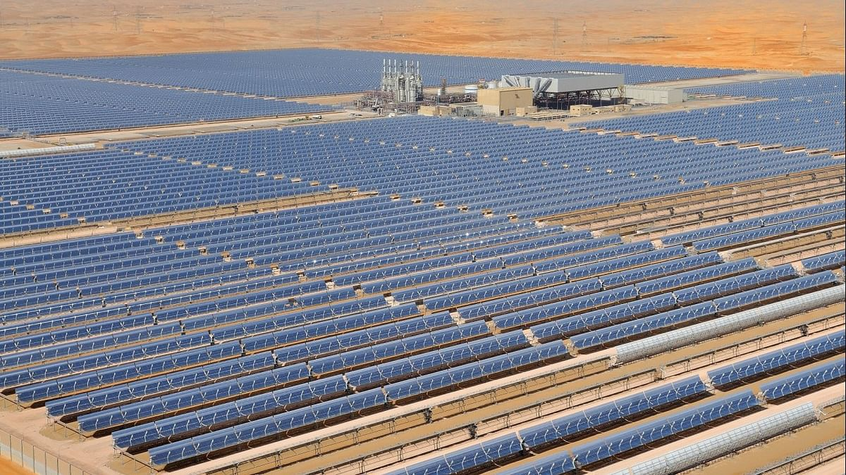 JinkoSolar Sells Stake in Abu Dhabi Sweihan Power Station