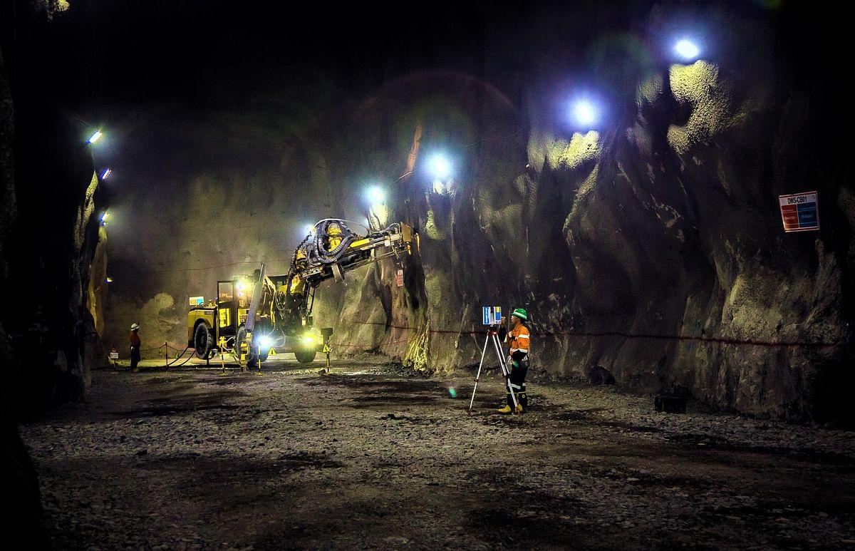 Rio Tinto Unveils Plan for Oyu Tolgoi Mine