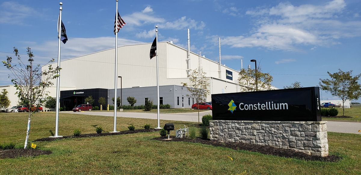 Constellium Bowling Green Bags Carbon Emissions Award