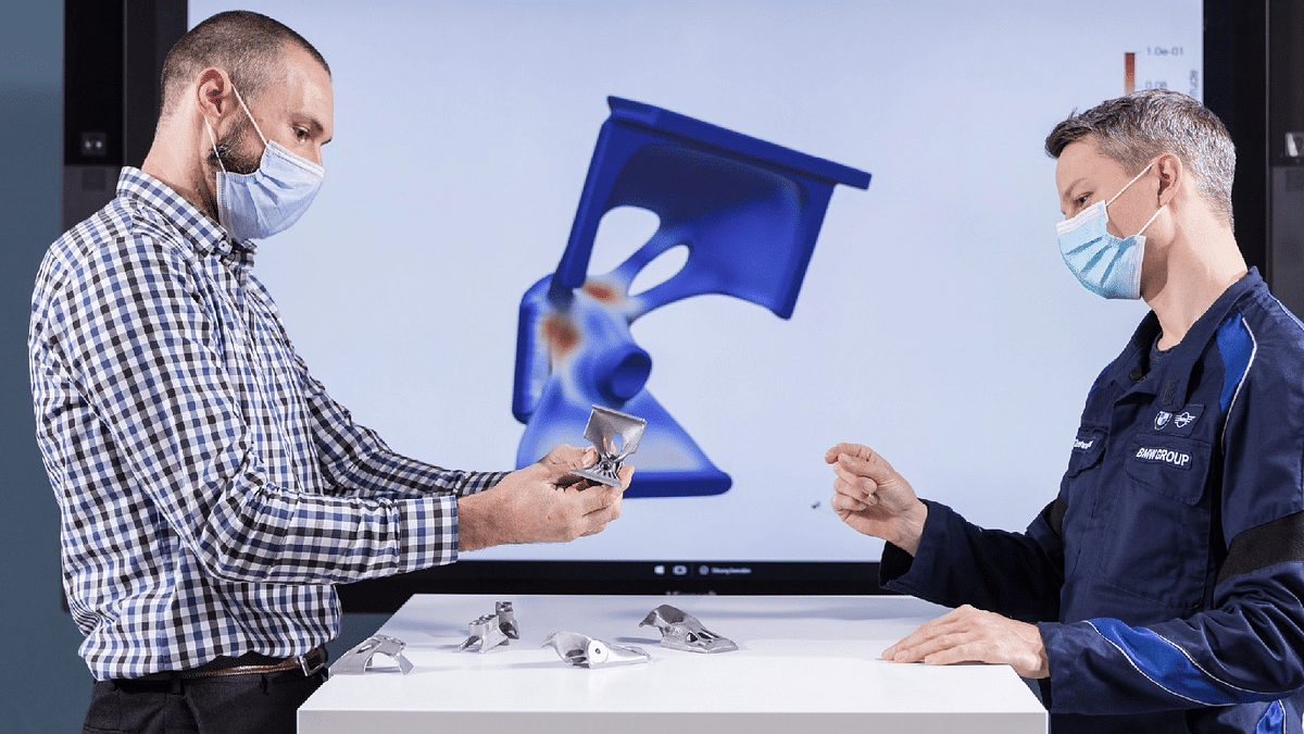 3D Printing Continues to Advance at BMW Group