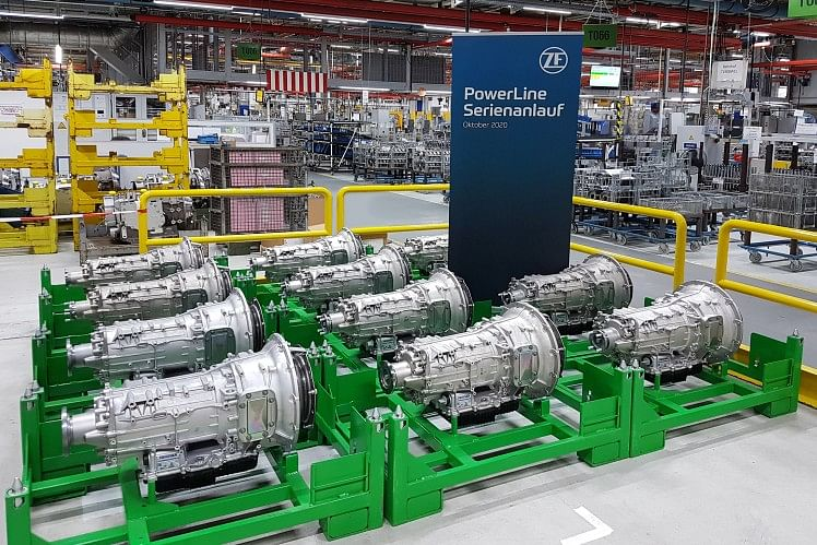 ZF PowerLine Goes Into Production
