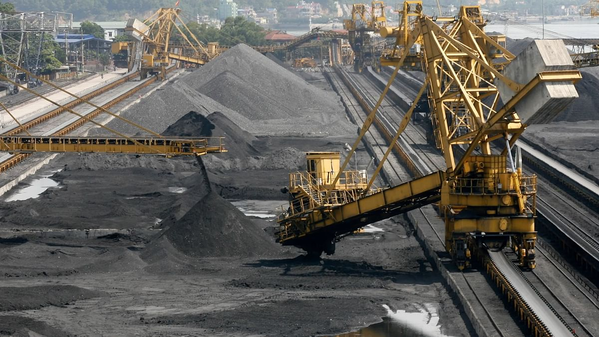 Indian Coal Imports in Apr-Oct Shrink by 19% YoY
